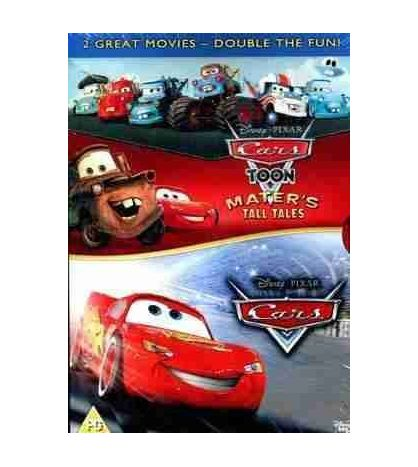 Cars Toon - Maters 2 DVD
