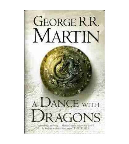 Song of Ice & Fire 5 : Dance with Dragons HB