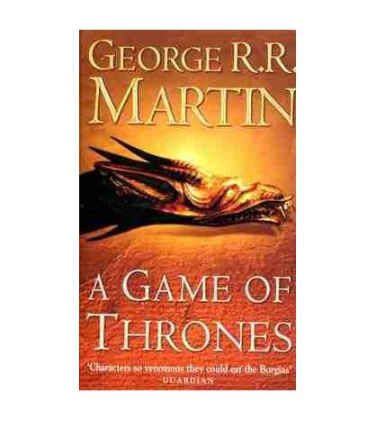 Song of Ice & Fire 1 : Game of Thrones PB