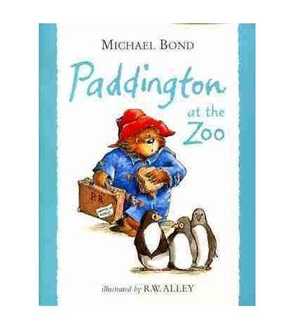 Paddington at the Zoo