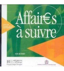 Affaires a Suivre cd audio (2) alumno