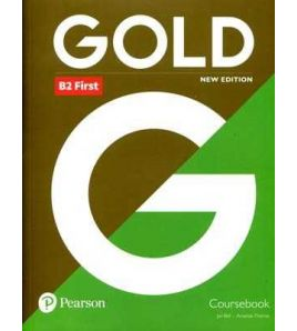 Gold B2 First n/e student +audio online '18