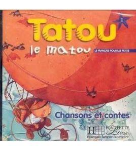 Tatou le Matou 1 cd audio alumno