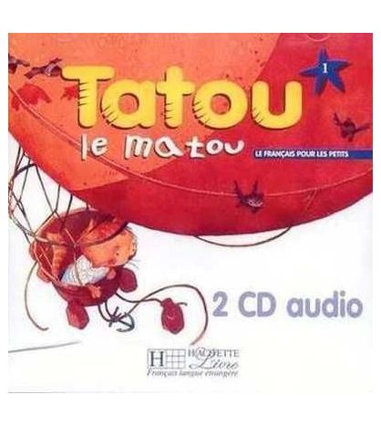 Tatou le Matou 1 cd audio (2) classe