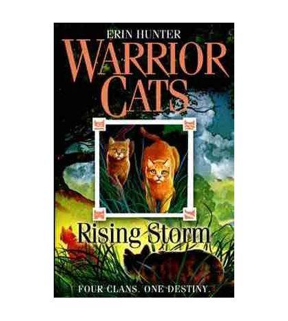 Warrior Cat : Rising Storm PB