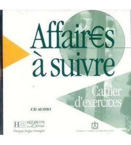 Affaires a Suivre cd audio ejercicios