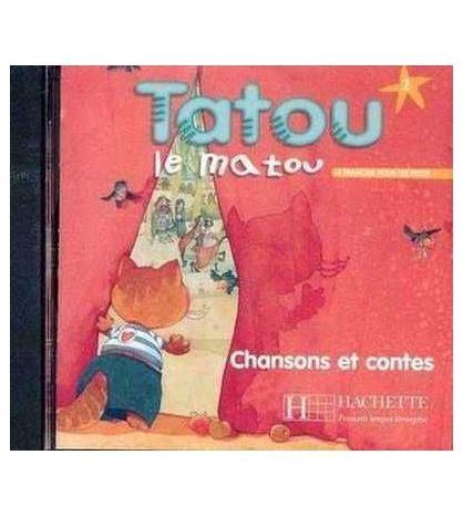 Tatou le Matou 2 cd audio alumno