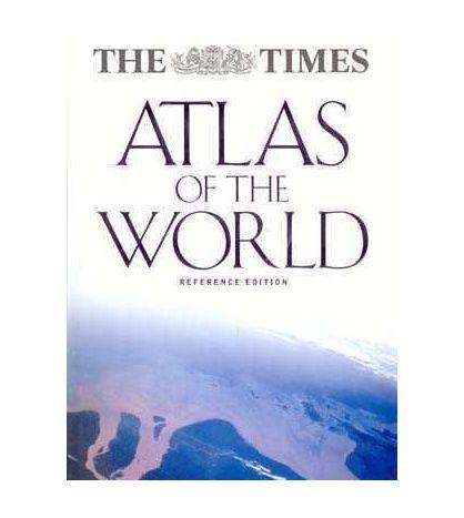 Atlas of the World HB