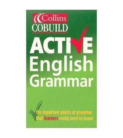 Grammar Active Cobuild