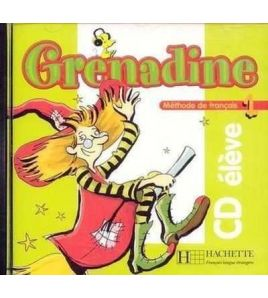 Grenadine 1 cd audio alumno