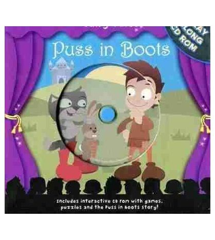Puss in Boots + Cd - Rom