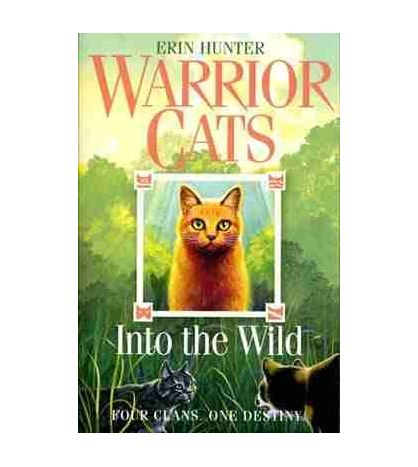Warrior Cat : Into the Wild PB