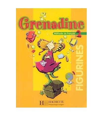 Grenadine 2 figurines