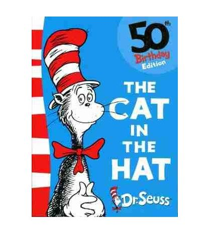 Dr Seuss Cat in the Hat Pb