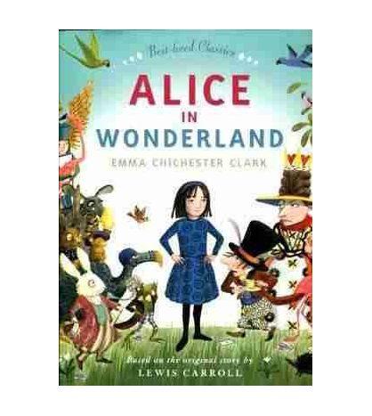 Alice in Wonderland pb