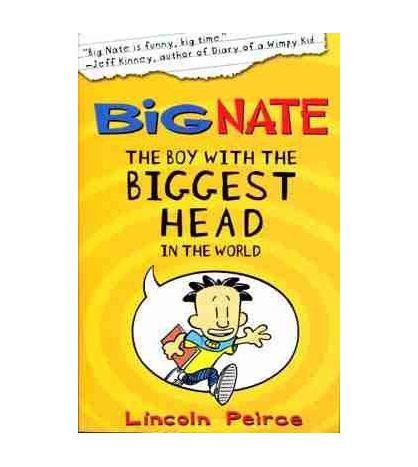 Big Nate Boy With Biggest Head In World PB 1