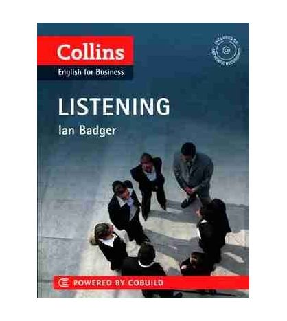 English for Business Listening + cd audio