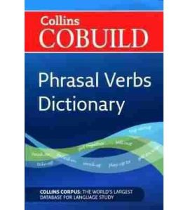 Collins Cobuild Phrasal Verbs Dictionary PB ne
