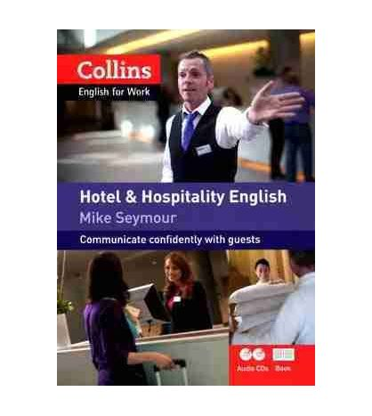 Collins Hotel and Hospitality English A1-A2 + cd audio (2)