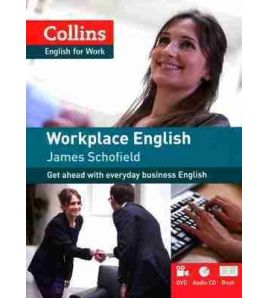Collins Workplace English 1 Book + cd + dvd