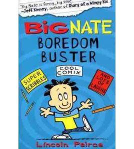 Big Nate Boredom Buster (Activity Book)