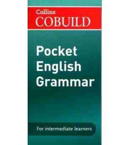 Collins Cobuild Pocket English Grammar intermediate PB N/E
