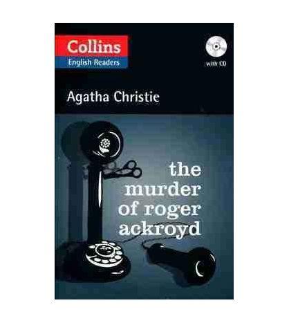 Murder of Roger Ackroyd + cd mp3 cerB2