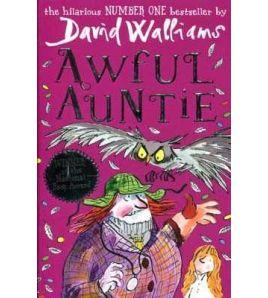 Awful Auntie Winner National Book Award PB