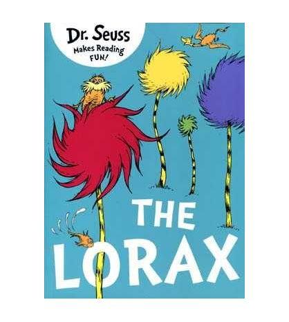 Lorax Dr. Seuss