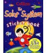 Solar System Sticker Book