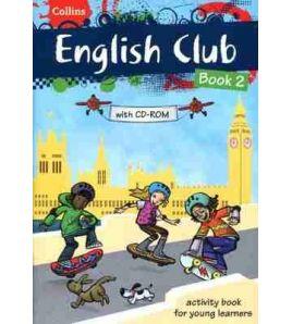 Collins English Club 2 + Cd rom + stickers