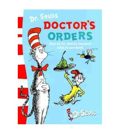 Doctors Orders ( 4 Stories)