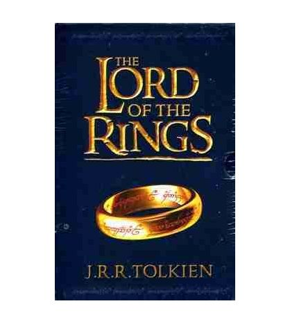 Lord of the Rings Blister 7 vol. Complete