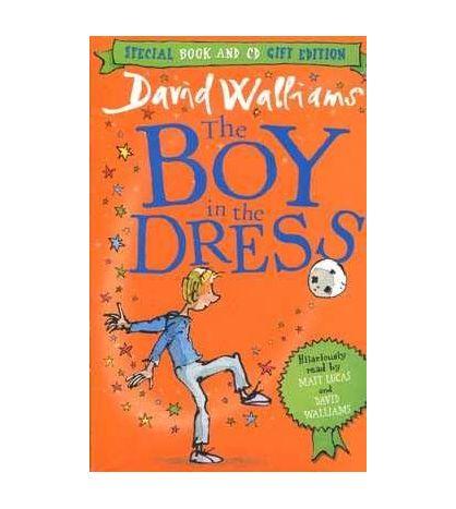 Boy in the Dress PB + Cd audio