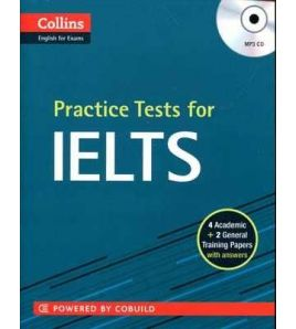 Practice Tests for IELTS + Cd MP3