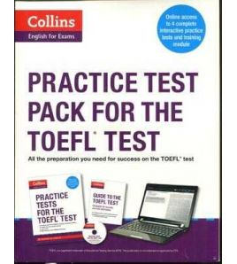 Collins English for the TOEFL Test - Practice Test Pack for the TOEFL Test