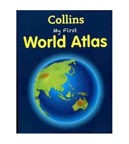 My First Book World Atlas