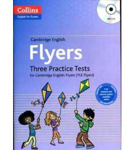 Cambridge English Flyers Three practice Tests + Cd MP3