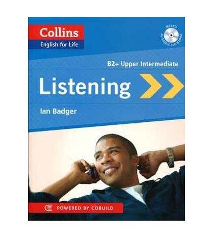 Listening B2 (+ Cd) Collins General Skills