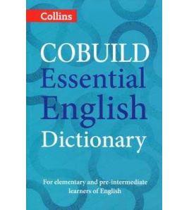 Collins Cobuild Essential Dictionary