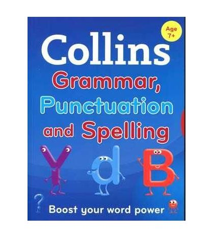 Collins Primary Grammar - Punctuation and Spelling