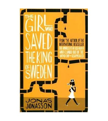 Girl who Saved the King of Sweden PB