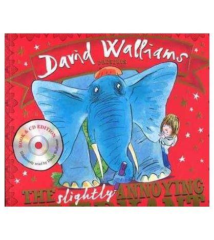 Slightly Annoying Elephant + cd audio