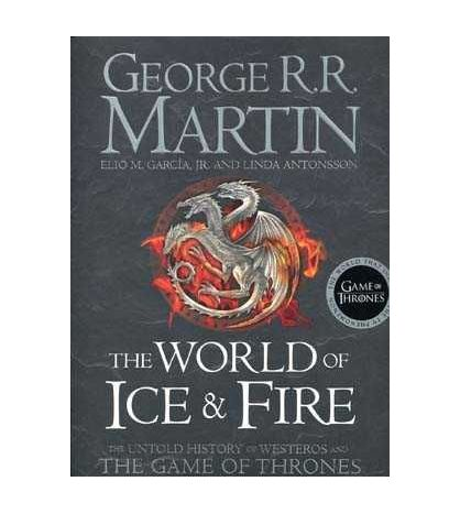 Game of Thrones : World of Ice & Fire (Gran Formato)
