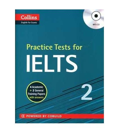 Practice Tests For IELTS 2 + Cd MP3