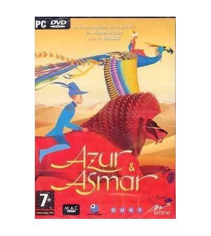 Azur y Asmar DVD Rom Multilingue