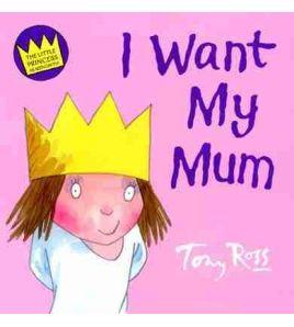 I Want my Mummy pb