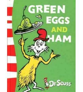 Dr Seuss : Green Eggs and Ham HB