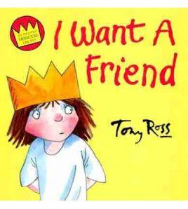 I Want a Friend pb