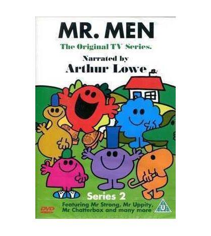 Mr Men - The Original Series 2 : DVD